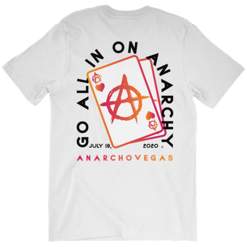 ALL IN AnarchoVegas 2020 Tee- D¢ENT Co.