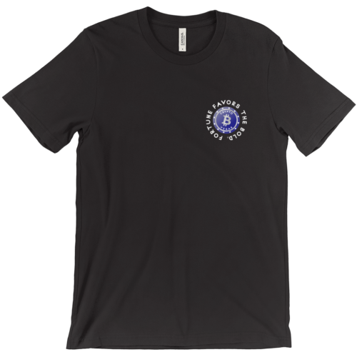 FORTUNE CryptoVegas 2020 Tee- D¢ENT Co.